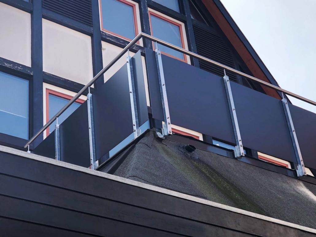 k.b.metall-design GmbH   Balkone