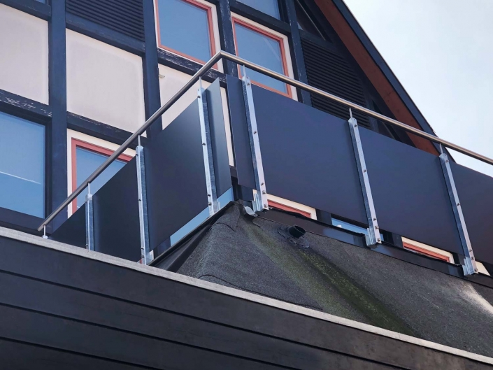 k.b.metall-design GmbH | Balkone